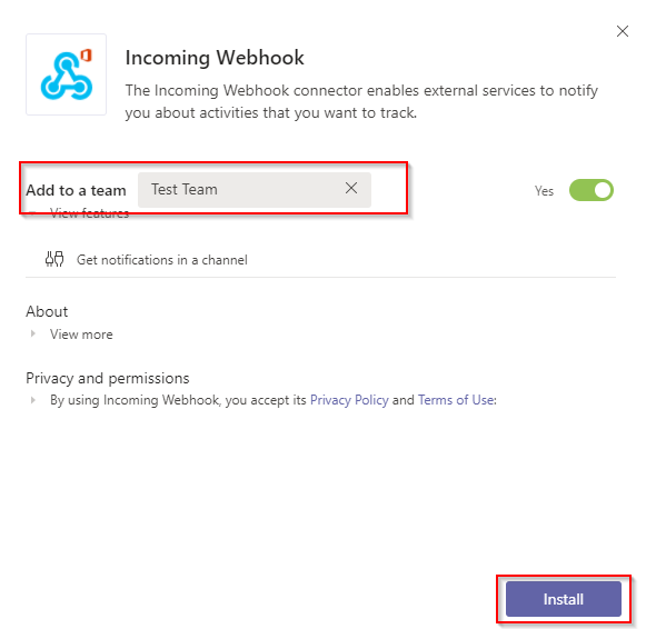 Send Message Cards with Microsoft Teams - Lee Ford's Blog