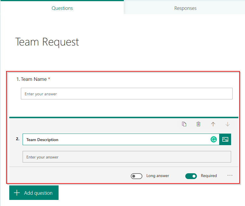 New Team request for Teams using Flow (and Graph API) - Lee