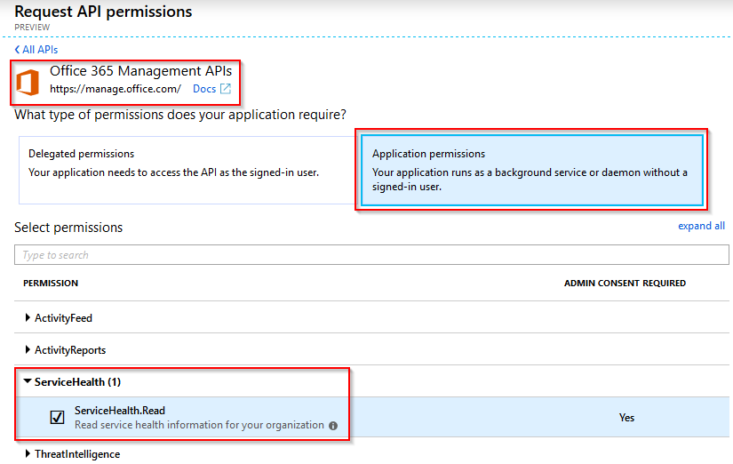 Get Latest Office 365 Service Status with Flow or PowerShell